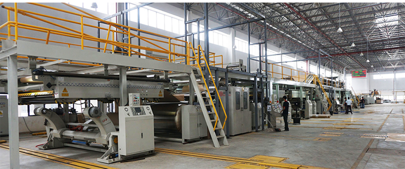 High-speed Double-sided Machine – 1.8m & 2.5m